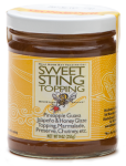 SweetSting Pineapple Guava Glaze Topping