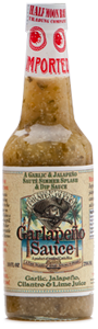 Pirates Blend Garlapeno Sauce - 4th of July Sale!