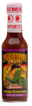 Iguana Red Cayenne Pepper Sauce