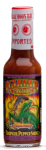 Iguana Tropic Thunder - Tropical Pepper Sauce